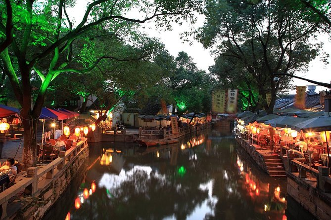 Suzhou Private Transfer to Tongli Water Town with Shanghai Drop-off Option photo 7