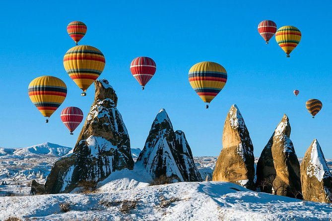 2 Days Cappadocia Tours From Istanbul by Plane photo 4