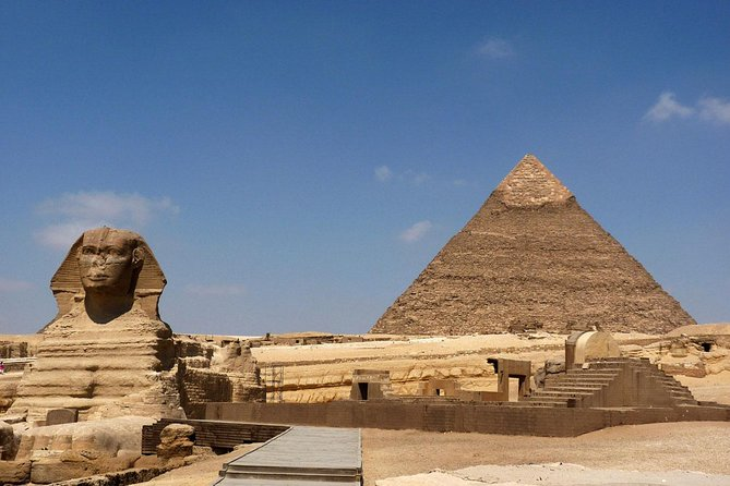 Tour to Giza Pyramids, Sakkara & Dahshur