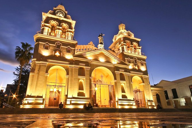 Cordoba City Tour with Optional Jesuitic Square