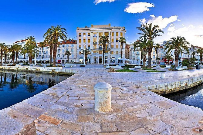 Private Tour Guide - City of Split, Tour Boat Guide along the Adriatic Coast