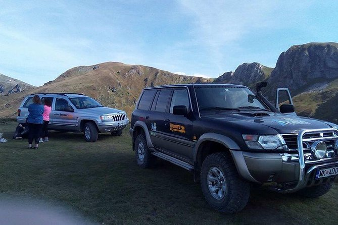 Jeep safari National park Biogradska gora