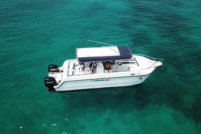 "Private Luxory 32"" Speedboat 600 hp for 12 Pax Rosario Islands, Baru & More !"