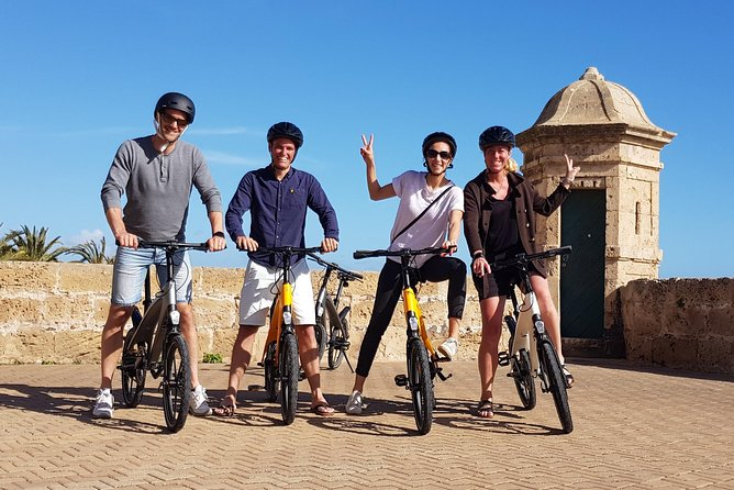 Small-Group Guided E-Bike Tour in Palma de Mallorca