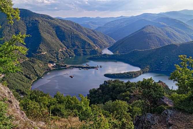 Full Day Rhodope Mountains from Plovdiv - Bachkovo, Shiroka Laka and Vacha Dam