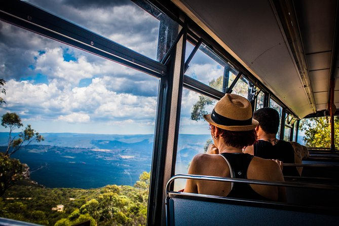Blue Mountains Hop-on Hop-off Tour with Optional Scenic World Rides