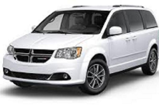 Private Van 2 pax (min) 6 pax (max) from MCO Orlando Airport to Port Canaveral