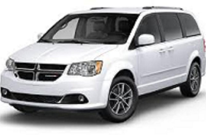 Private Van Service 1 to 6 pax MCO Orlando Airport to Port Canaveral