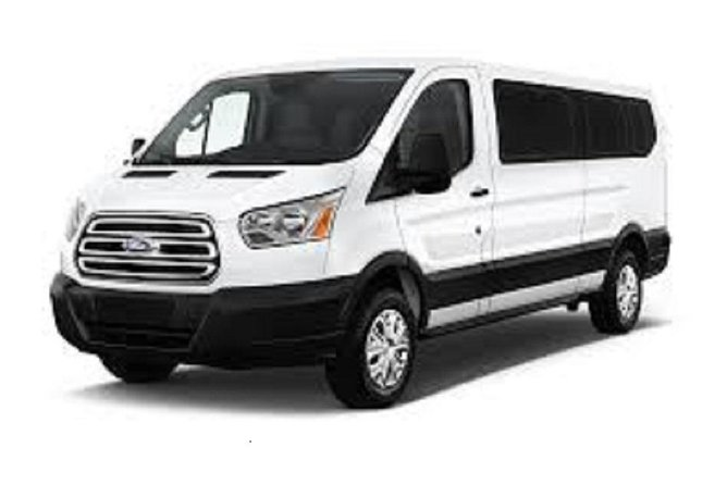 Private Van for 7 passengers up to 14 passengers MCO Orlando to Port Canaveral