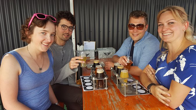 Wellington Craft Brewery Half Day Tour