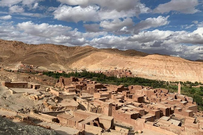 Private Day Trip to Telouet and Ait Benhaddou Kasbahs from Marrakech