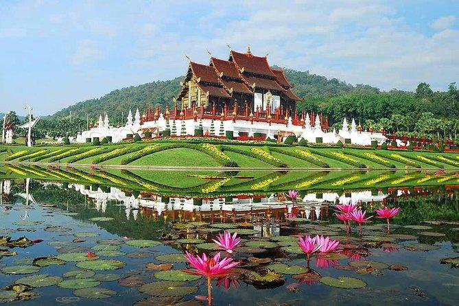 Wat Doi Suthep & Phu Ping Palace from Chiang Mai