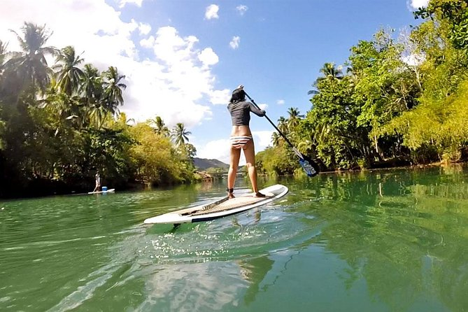 Bohol - 1 Hour Loboc River Stand Up Paddle