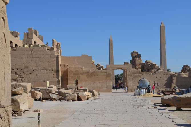 Dendara and Abydos - Private Full Day Tour from Luxor