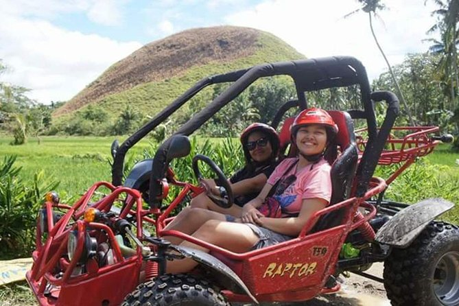 Bohol Buggy Experience 1 Hour