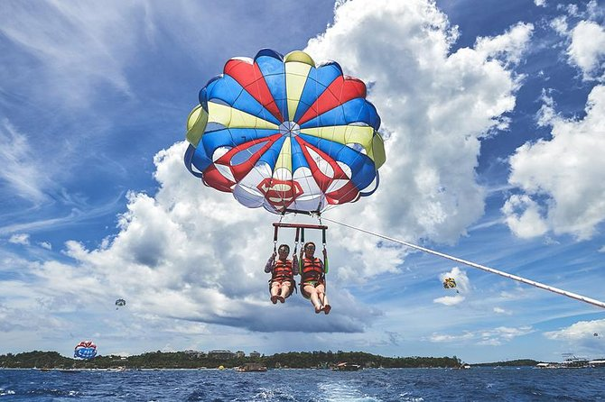 Bohol Parasailing Tour photo 1