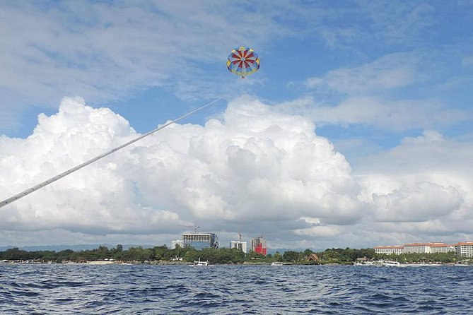 Bohol Parasailing Tour photo 4