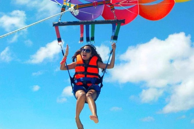 Bohol Parasailing Tour photo 6