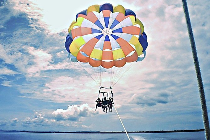 Bohol Parasailing Tour photo 5