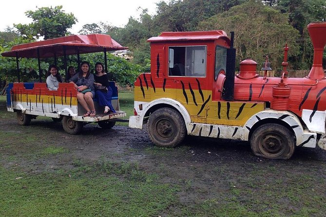 Bohol Zoocolate Thrills Admission Ticket