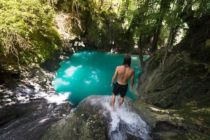 Bohol Waterfalls Tour