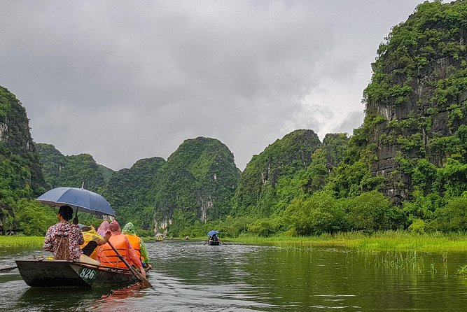 Hoa Lu - Tam Coc full day tour including lunch and bicycle