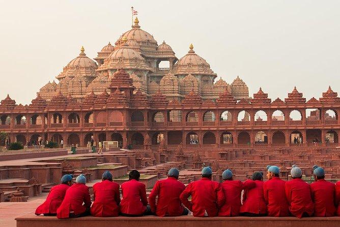 Divine Abode of God : Akshardham Temple Tour