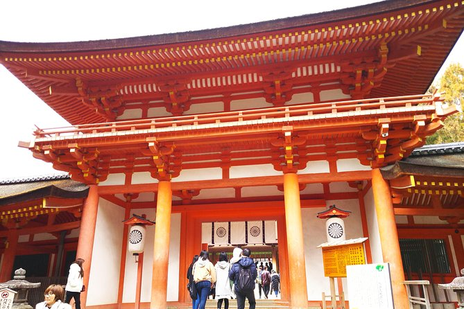 Deer City Nara Walking & Izakaya Hopping Tour photo 9