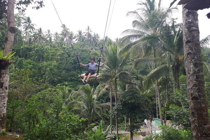 Ubud Amazing Jungle View Swing