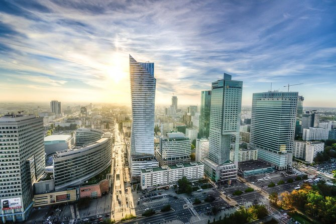 Private Transfer from Berlin to Warsaw with 2 Sightseeing stops