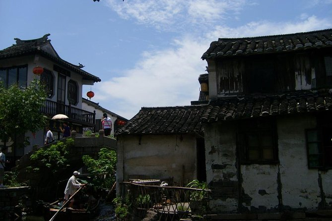 Zhouzhuang Water Town Private Day Tour from Shanghai with Boat Ride photo 2
