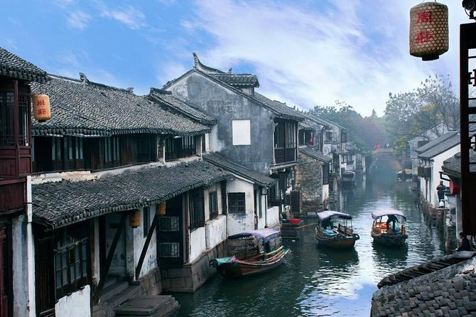 Zhouzhuang Water Town Private Day Tour from Shanghai with Boat Ride photo 6