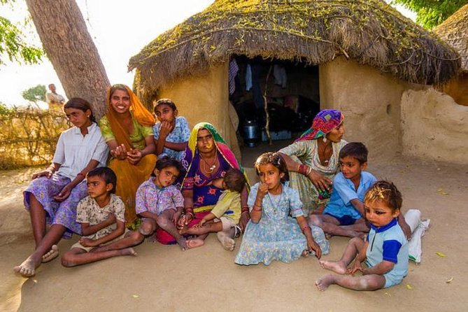 Private Jodhpur City Tour With Village Safari