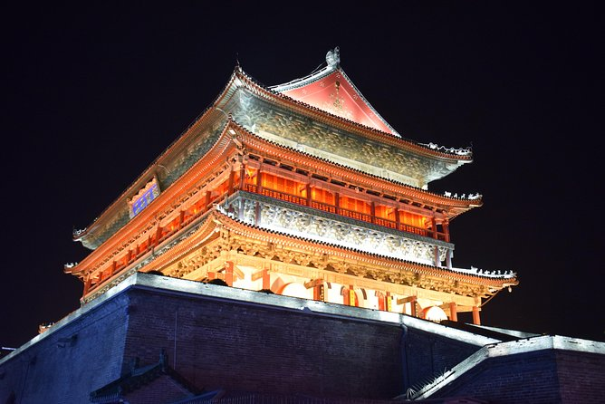 Xi'an Twilight Sightseeing and Food Tour