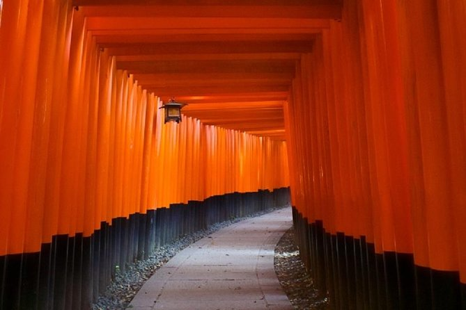 Free Choice of Itineraries Kyoto Private Tour