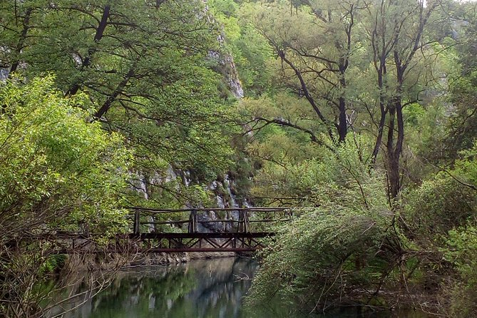 From Sofia: The Cave Eyes of God and the lazy trail gorges