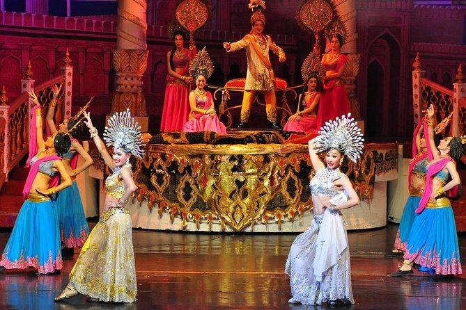 Pattaya Tiffany's Show Admission Ticket