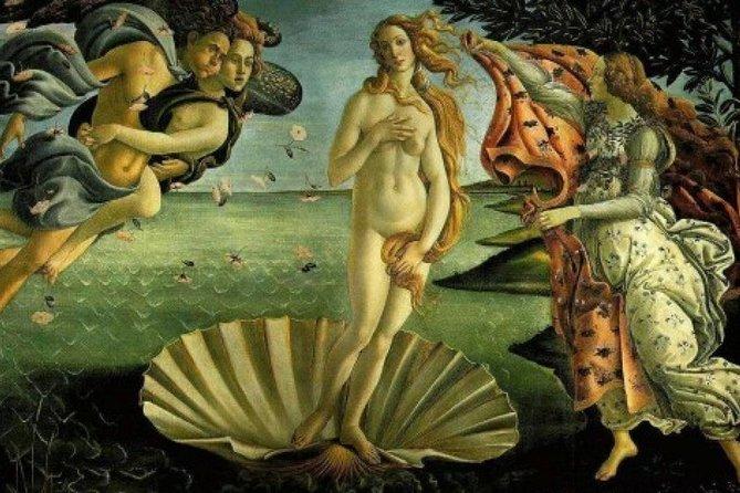 Florence: Skip the Line Guided Uffizi Tour