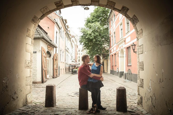 Private Photoshoot Tour in Riga