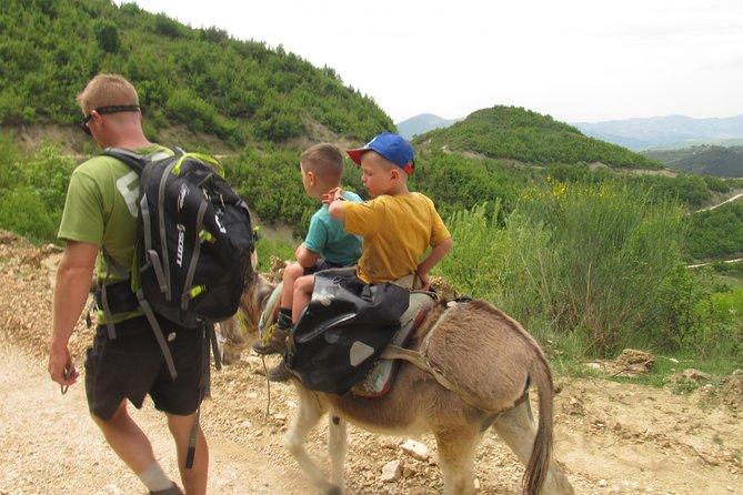 DONKEY TRIP BY 1001 Albanian Adventures