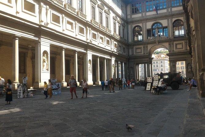 Florence: Skip the Line Private Uffizi Tour
