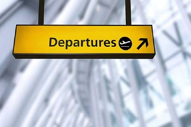 Shared Departure Transfer: All Hotels & Villas to Mauritius Airport
