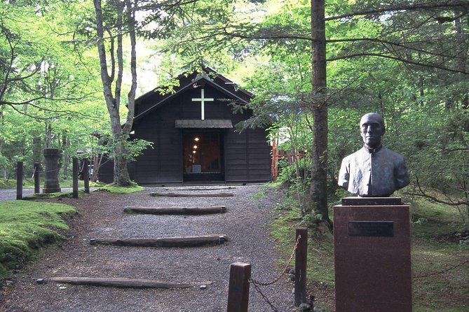 Tour with a dedicated car! Visiting the basic tourist spots in Karuizawa (half day course / Japanese guide)
