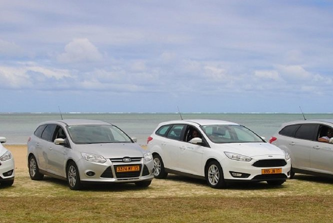 Private Transfer: Hotel to Mauritius Airport