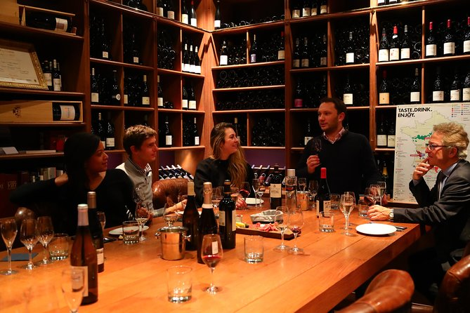 Paris 6 Grand Cru Wine Tastings with a Professional Sommelier Guide