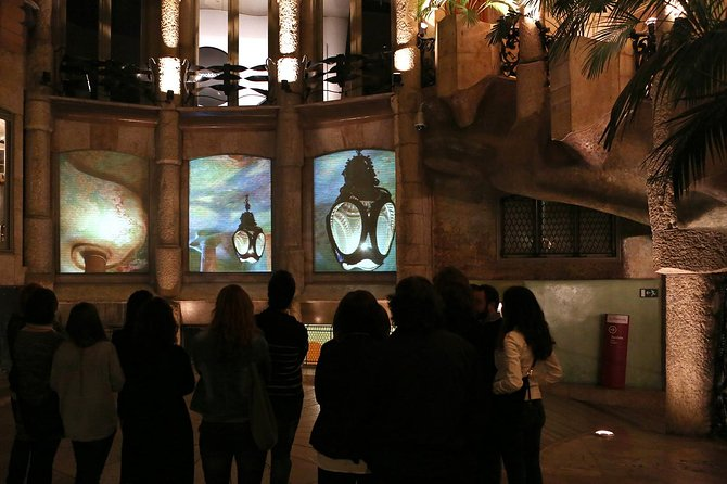 La Pedrera Night Experience: Visit + Audiovisual Display on the Roof Terrace photo 10