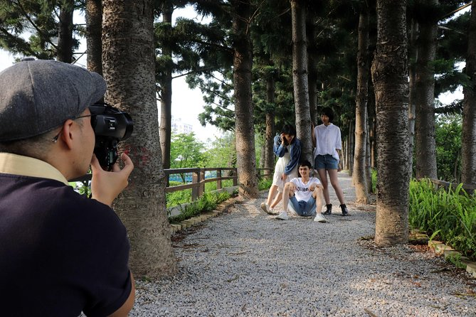 Capture your Taiwan Trip, Taiwan photo shoot