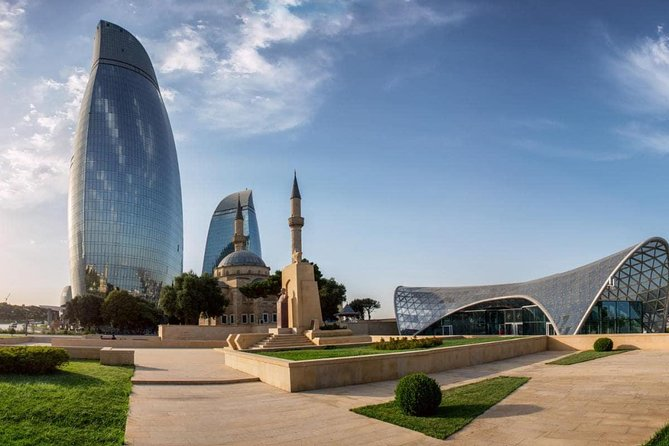 Tbilisi to Baku Tour ( 1 to 5 persons )