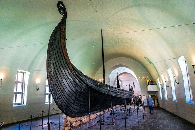 Private Oslo City & Viking Ship Museum Walking Tour