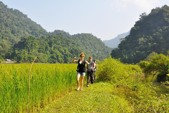 Trekking & Cycling In Ba Be National Park 4 Days